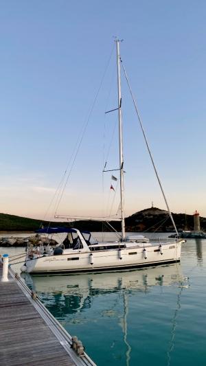 Korsyka, Port di Macinaggio   Charter.pl foto: Justyna & Bartek
