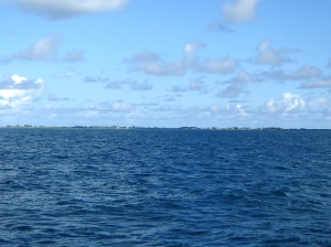 Anegada to najbardziej zewnętrzna z wysp archipelagu w kierunku północnym i jedyna wyspa koralowa | Charter.pl foto: Kasia Kowalska