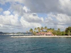 Club Med Les Boucaniers, Sainte-Anne, Martynika idealne miejsce na kąpiel przed powrotem do mariny | Charter.pl foto: Katarzyna Kowalska