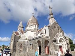Katedra Sacre Coeur | Charter.pl foto: Piotr Kowalski