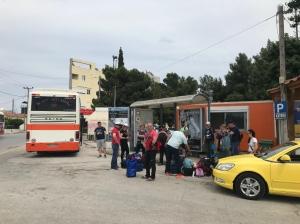 Dojazd z lotniska do mariny nie jest trudny | Charter.pl foto: Marcin Krukierek