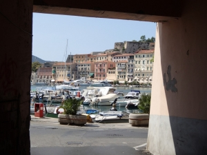 Portoferraio, cudowne miasto z Napoleonem w tle   Charter.pl foto: Kasia Kowalska