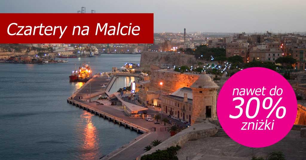Czartery jachtów na Malcie w super cenie