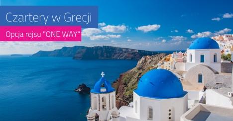 ONE-WAY w Grecji 2021