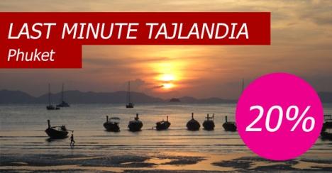 LAST MINUTE - Tajlandia
