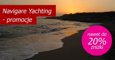 Navigare Yachting - promocje
