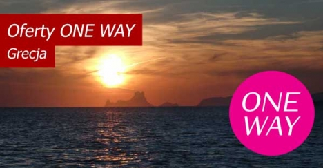 ONE WAY Grecja