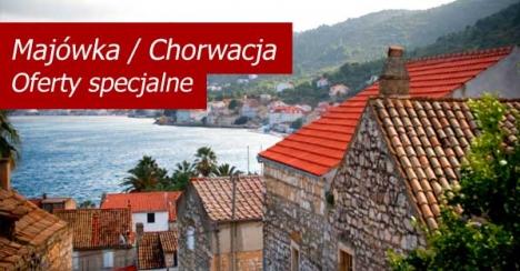 Majówka w Chorwacji