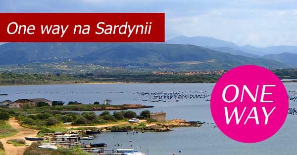 50% zniżki - promocyjne czartery ONE WAY na Sardynii!!!