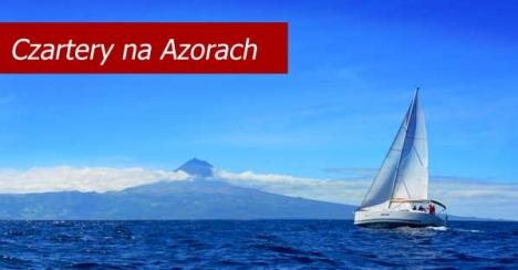 Promocyjne ceny majowych czarterów na Azorach