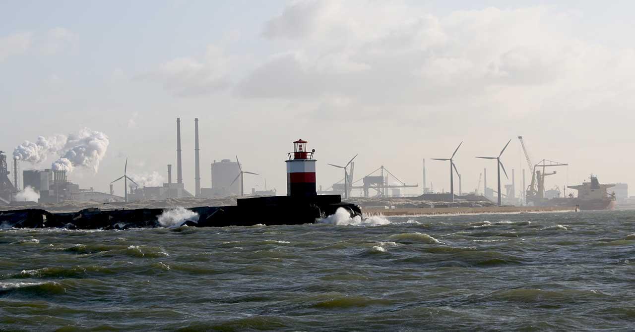 Wiosna na Morzu Północnym - rejs pływowy