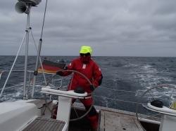 Morze Północne w marcu