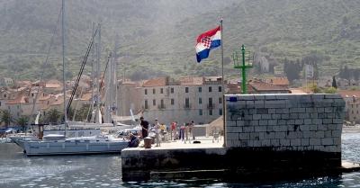 Marzec w Chorwacji - rejs szkoleniowy