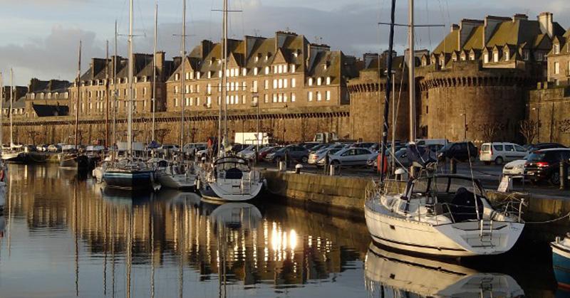 St. Malo i kanał La Manche - rejs pływowy