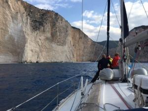 Grecja, Morze Jońskie | Charter.pl foto: Justyna & Bartek