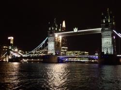 Marcowy rejs do Londynu - rejs pływowy