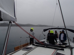 Szkolenie na stopień jachtowego sternika morskiego w Chorwacji - Charter.pl foto: Ania Waszczuk