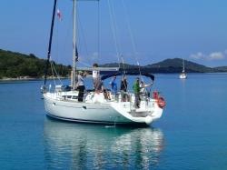 Szkolenie na stopień jachtowego sternika morskiego w Chorwacji - Charter.pl foto: Ania