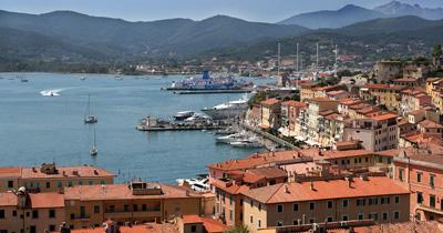 Włochy – Elba – Korsyka