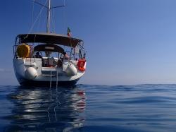 Rejs na Morzu Tyrreńskim