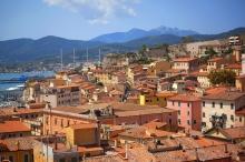 Włochy, Elba, Korsyka - rejs morski