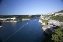 Włochy, Elba, Korsyka - rejs morski (Bonifacio)