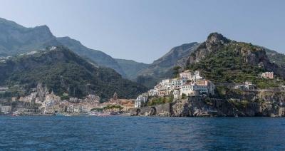 Włochy - Neapol - Wyspy Poncjańskie