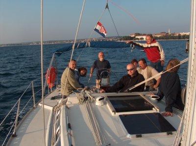 W morzu foto: Mariusz