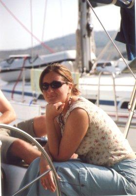 Kapitan Vegi - Kasia foto: Ania