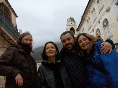 Zwiedzanie Dubrownika foto: Kasia