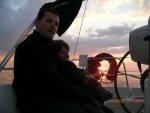 Zachód słońca foto: Marcin