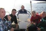 Na pokładzie Diany foto: Paweł