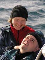 Kasia i Mateusz foto: Iwonka