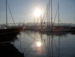 Nasz flotylla w marinie foto: Kasia