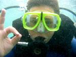 a w wodzie......... foto: Marek