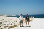 Na jednej z wysp.... foto: Ania