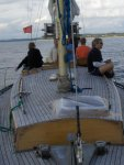 Zwykły dzień w morzu z patentem Kaczora foto: Kasia