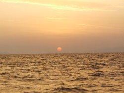 Gdzieś na morzu w kierunku Milos foto: Adam Ćwiekała