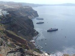 Santorini foto: Adam Ćwiekała