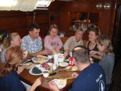 Posiłek foto: Bronisław
