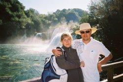 Jak zwykle romantyczne wodospady foto: Łukasz