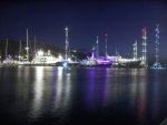 port nocą foto: Kasia