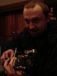 Przemek i gitarrrrra foto: Rysiu, Timi