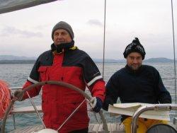 Krzyś - kapitan Aragonisa foto: Małgosia Czyżewska