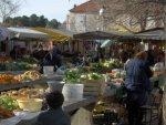 targ w Trogirze foto: Kasia