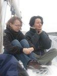 dziewczyny na pokładzie foto: Ania, Krzysiek
