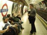 w metrze foto: Kasia