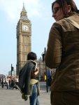 Londyn  foto: Kasia