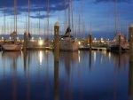 marina nocą foto: Kasia