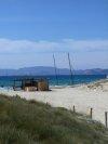 plaża na Formentiere  foto: Kasia